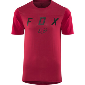Fox Flexair Moth SS Jersey Men cardinal